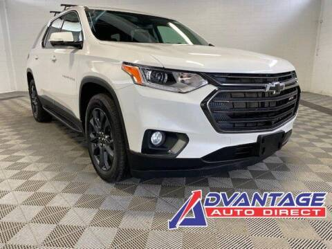 2020 Chevrolet Traverse for sale at Advantage Auto Direct in Kent WA