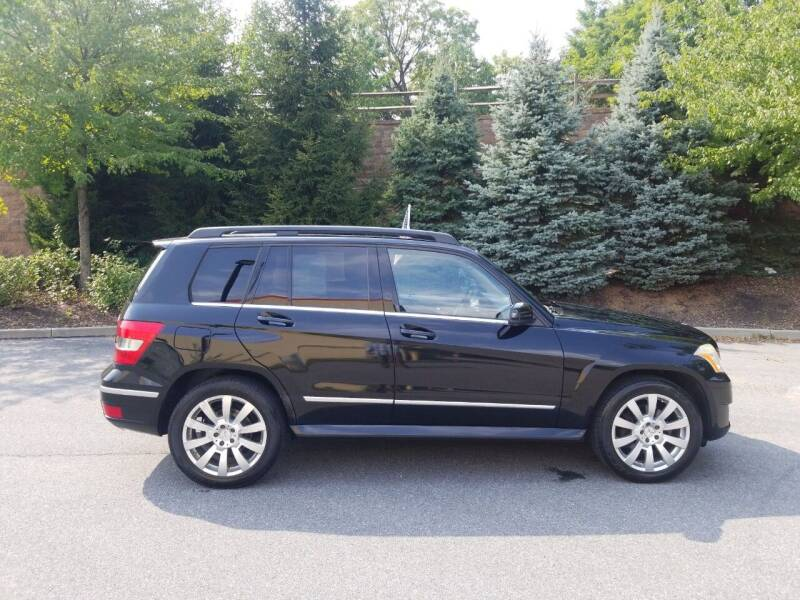 2010 Mercedes-Benz GLK for sale at Lehigh Valley Autoplex, Inc. in Bethlehem PA