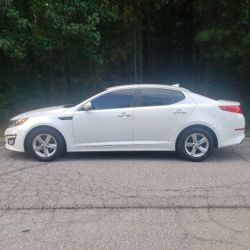 2015 Kia Optima for sale at MATRIXX AUTO GROUP in Union City GA
