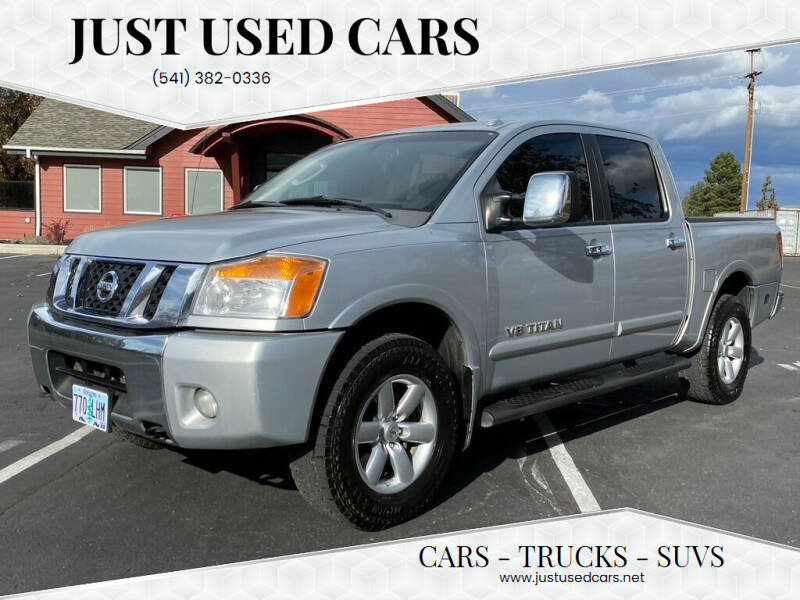 2008 Nissan Titan for sale at Just Used Cars in Bend OR
