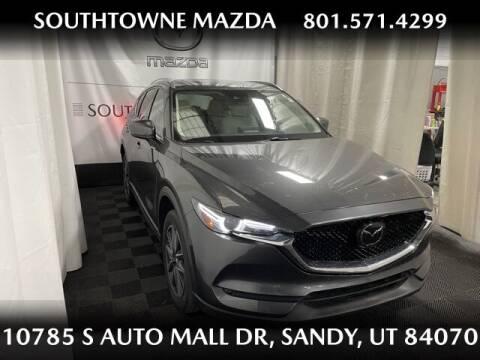 2018 Mazda CX-5 for sale at Southtowne Mazda of Sandy in Sandy UT