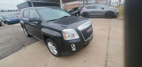 2013 GMC Terrain for sale at Divine Auto Sales LLC in Omaha NE