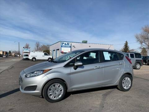 2016 Ford Fiesta for sale at P & R Auto Sales in Pocatello ID