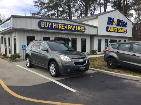 2013 Chevrolet Equinox for sale at Bi Rite Auto Sales in Seaford DE