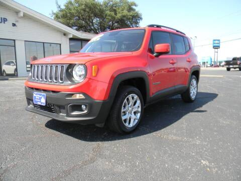 2018 Jeep Renegade for sale at MARK HOLCOMB  GROUP PRE-OWNED in Waco TX