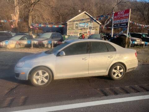 2009 Volkswagen Jetta for sale at Korz Auto Farm in Kansas City KS