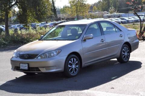 2006 Toyota Camry for sale at Skyline Motors Auto Sales in Tacoma WA