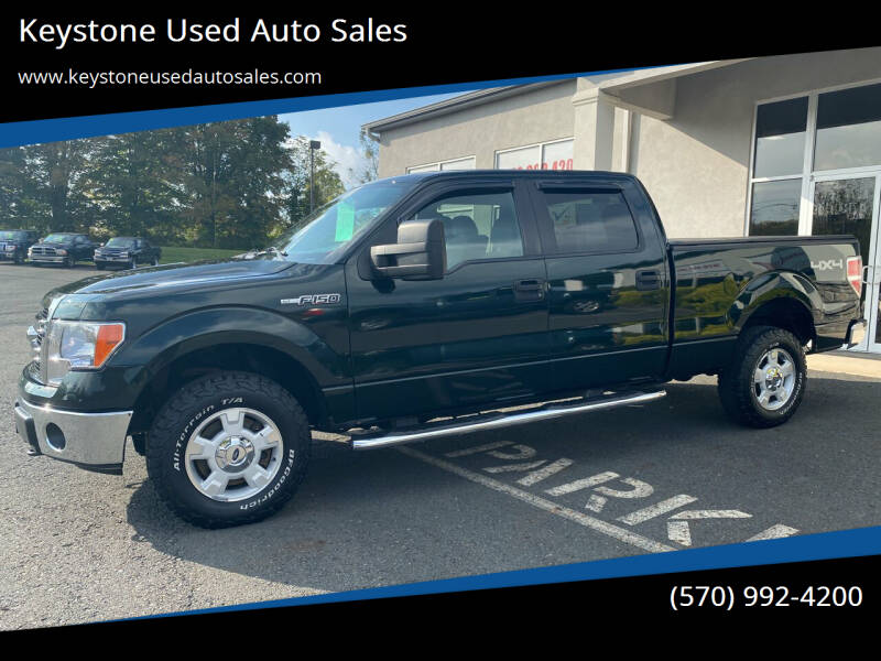 2014 Ford F-150 for sale at Keystone Used Auto Sales in Brodheadsville PA
