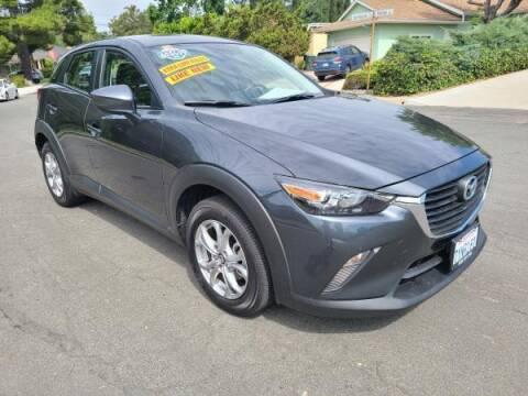 2017 Mazda CX-3 for sale at CAR CITY SALES in La Crescenta CA