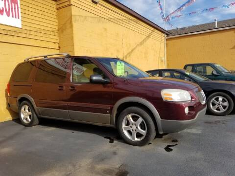 2006 Pontiac Montana SV6 for sale at American Auto Group LLC in Saginaw MI