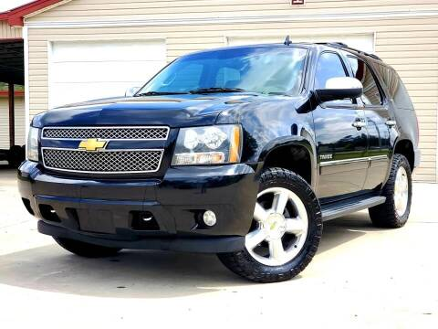 2012 Chevrolet Tahoe for sale at Real Deals of Florence, LLC in Effingham SC