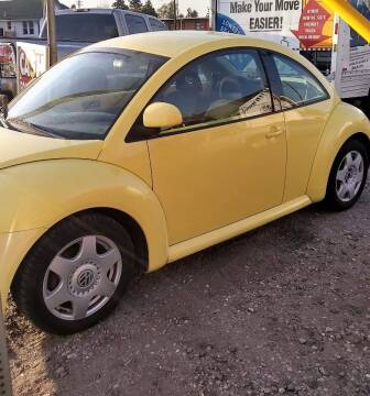 1998 Volkswagen New Beetle for sale at Good Guys Auto Sales in Cheyenne WY