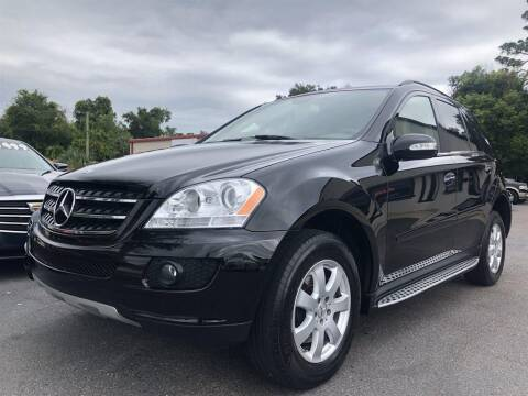2007 Mercedes-Benz M-Class for sale at Upfront Automotive Group in Debary FL