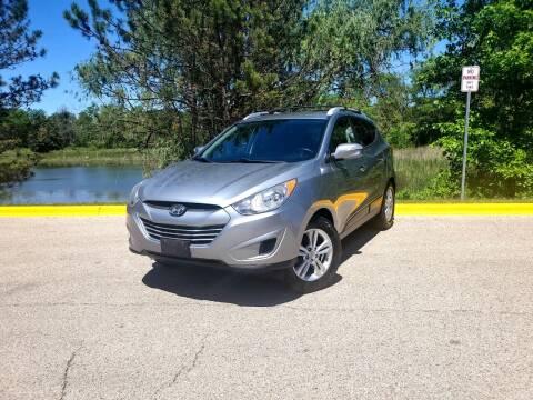 2012 Hyundai Tucson for sale at Excalibur Auto Sales in Palatine IL