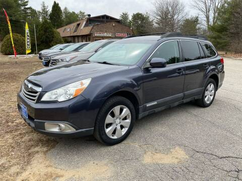 2010 Subaru Outback for sale at Downeast Auto Inc in South Waterboro ME