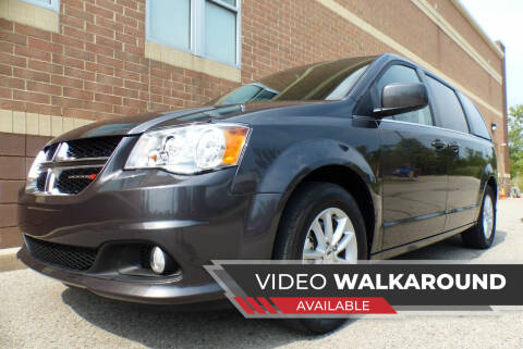 2020 Dodge Grand Caravan for sale at Macomb Automotive Group in New Haven MI