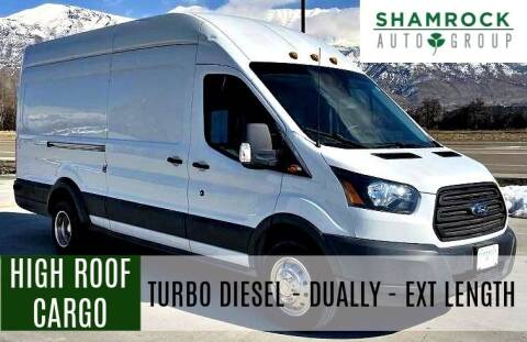 2015 Ford Transit Cargo for sale at Shamrock Group LLC #1 in Pleasant Grove UT