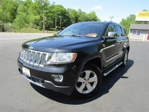 2011 Jeep Grand Cherokee for sale at Guarantee Automaxx in Stafford VA