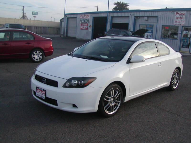 2008 Scion tC for sale at Primo Auto Sales in Merced CA