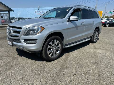 2013 Mercedes-Benz GL-Class for sale at All Cars & Trucks in North Highlands CA