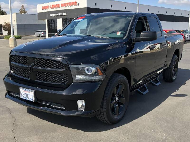 2013 RAM Ram Pickup 1500 for sale at Dow Lewis Motors in Yuba City CA
