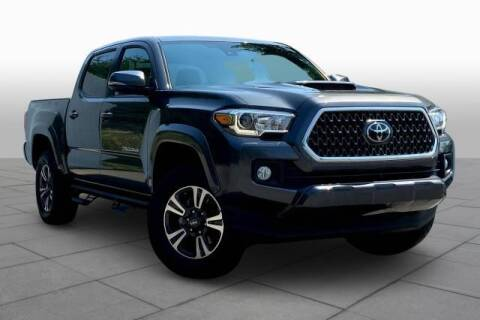 2019 Toyota Tacoma for sale at CU Carfinders in Norcross GA
