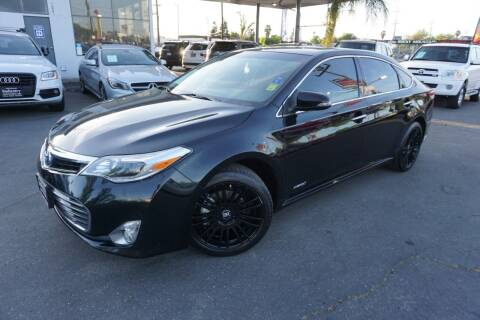 2014 Toyota Avalon Hybrid for sale at Industry Motors in Sacramento CA