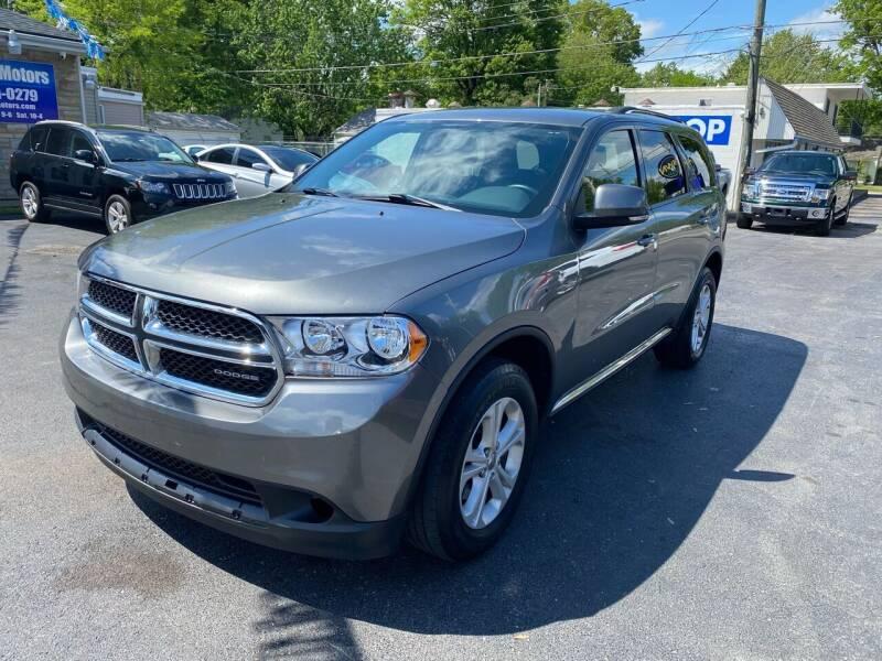 2012 Dodge Durango for sale at Brucken Motors in Evansville IN