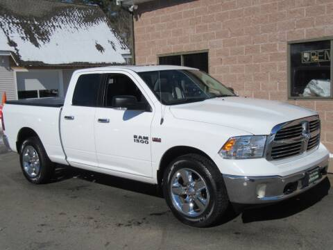 2017 RAM Ram Pickup 1500 for sale at Advantage Automobile Investments, Inc in Littleton MA