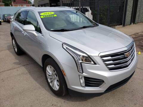 2018 Cadillac XT5 for sale at Gus's Used Auto Sales in Detroit MI