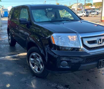 2010 Honda Pilot for sale at MIRACLE AUTO SALES in Cranston RI