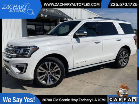 2020 Ford Expedition for sale at Auto Group South in Natchez MS