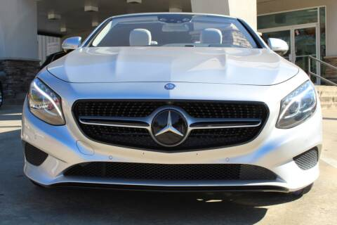 2017 Mercedes-Benz S-Class for sale at Xtreme Lil Boyz Toyz in Greenville SC