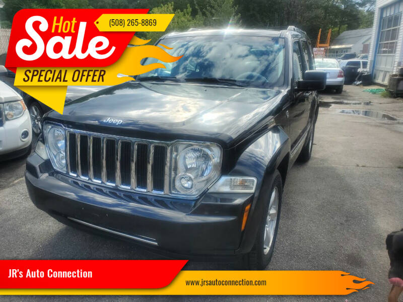 2008 Jeep Liberty for sale at JR's Auto Connection in Hudson NH