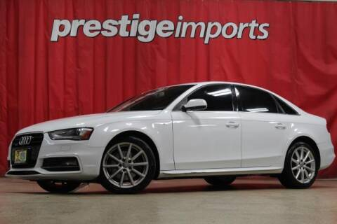 2015 Audi A4 for sale at Prestige Imports in St Charles IL