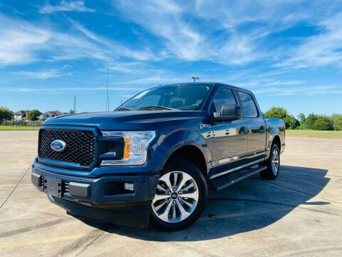 2018 Ford F-150 for sale at AUTO DIRECT Bellaire in Houston TX