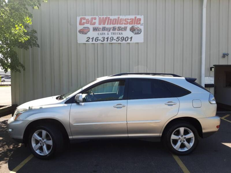 2005 Lexus RX 330 for sale at C & C Wholesale in Cleveland OH