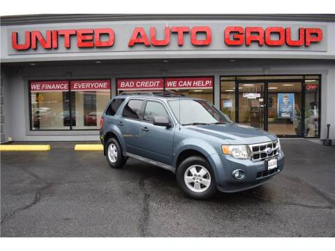 2011 Ford Escape for sale at United Auto Group in Putnam CT