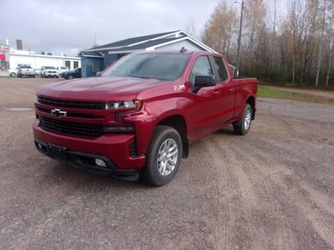 2020 Chevrolet Silverado 1500 for sale at Warga Auto and Truck Center in Phillips WI