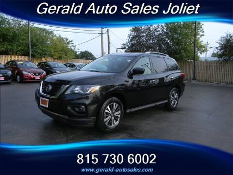 2017 Nissan Pathfinder for sale at Gerald Auto Sales in Joliet IL