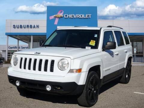 2013 Jeep Patriot for sale at Suburban Chevrolet of Ann Arbor in Ann Arbor MI