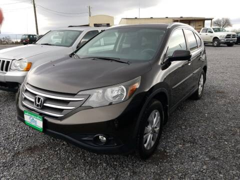 2013 Honda CR-V for sale at Cascade Used Auto Sales in Martinsburg WV