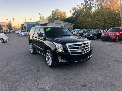 2016 Cadillac Escalade for sale at LexTown Motors in Lexington KY