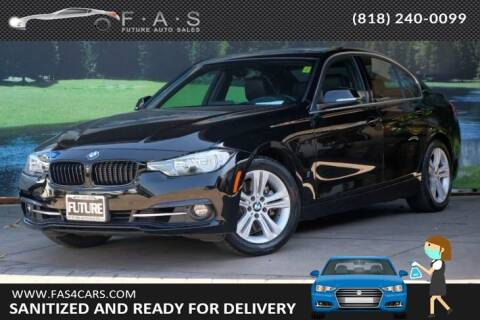 2017 BMW 3 Series for sale at Best Car Buy in Glendale CA