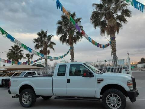 2010 Ford F-250 Super Duty for sale at Monaco Auto Center LLC in El Paso TX