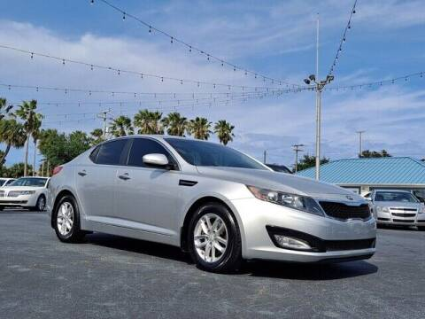 2013 Kia Optima for sale at Select Autos Inc in Fort Pierce FL