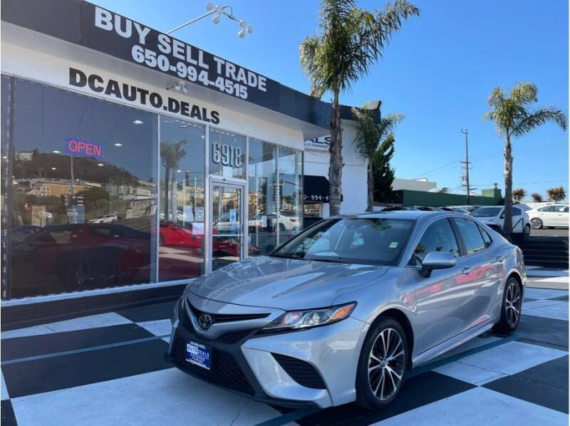 2020 Toyota Camry for sale at AutoDeals in Daly City CA