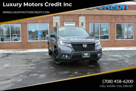 2019 Honda Passport for sale at Luxury Motors Credit Inc in Bridgeview IL