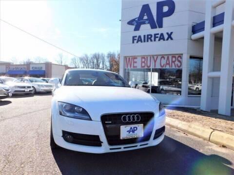2009 Audi TT for sale at AP Fairfax in Fairfax VA
