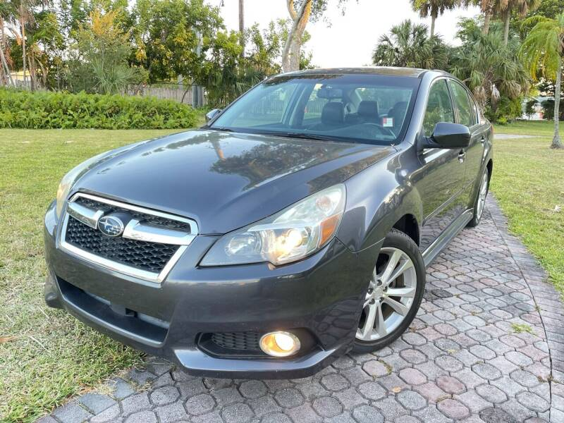 2013 Subaru Legacy for sale at Citywide Auto Group LLC in Pompano Beach FL